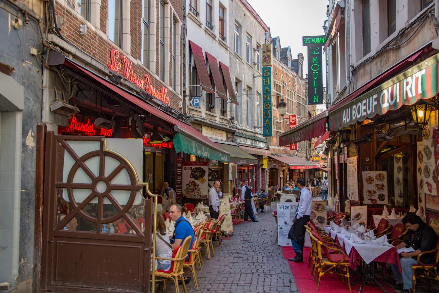De Beenhouwersstraat