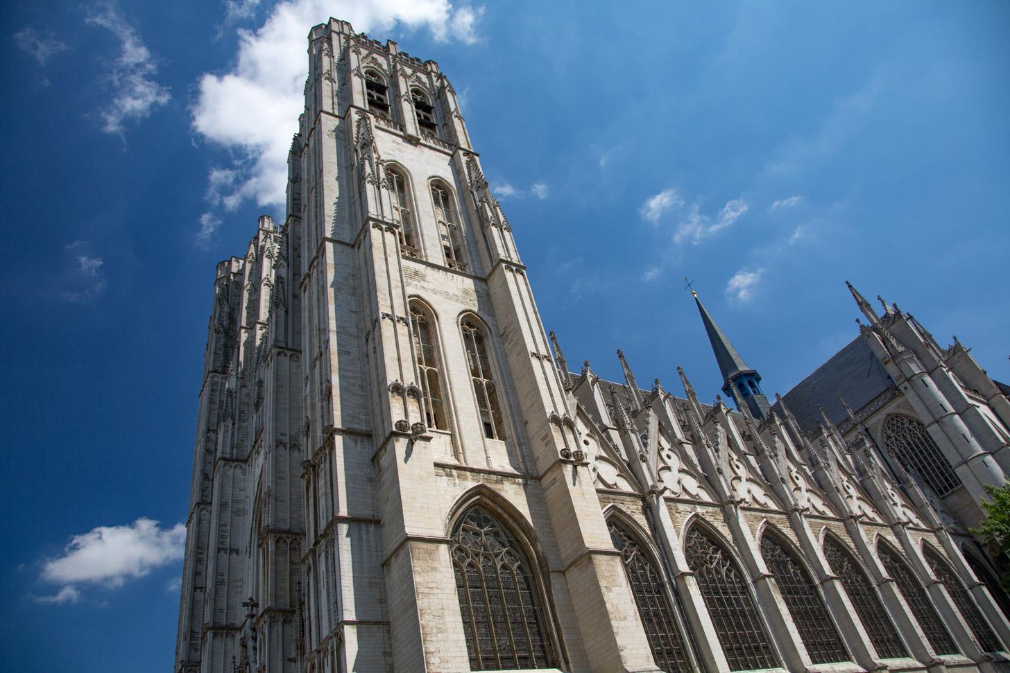Kathedraal van Sint-Michel en Sint-Goedele